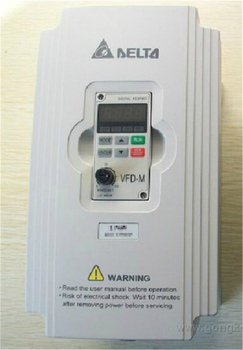 Delta VFD015M43B-ZA 2HP 1.5KW VFD unidade 3 Fases Do transporte 380 V 0.1 ~ 400Hz Moagem & máquina do Woodworking