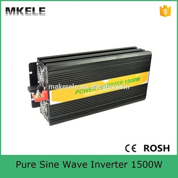 MKP1500-242B 1.5kva inversor 24vdc para 240vac, avanço de 1500 w inversor dc para ac power inverter board para uso de casa made in China